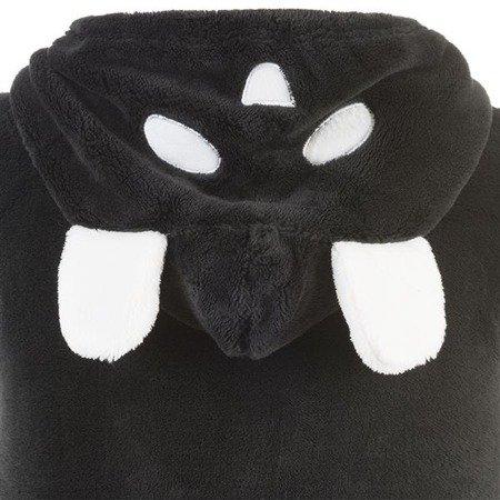 BEZRĘKAWNIK PANDA CZARNY (3976)