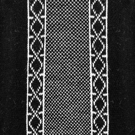 NORWESKI KARDIGAN CZARNY (SW428)